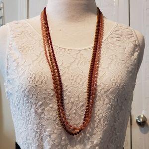 Bundle of 3 Vintage Beaded Necklaces